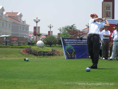 Corporate Golf Events Arrangement